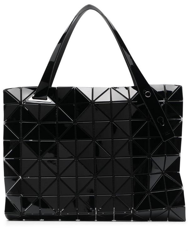 Bao Bao Issey Miyake geometric tote bag in black