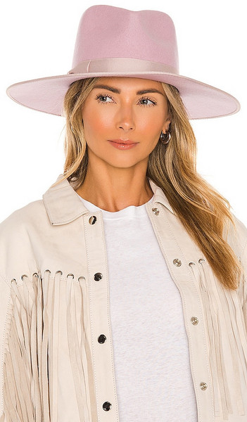 Lack of Color Dreamer Rancher Hat in Lavender in purple