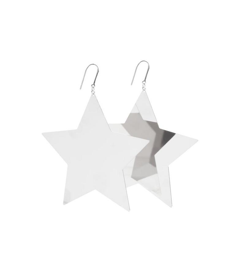 Isabel Marant Star earrings in silver
