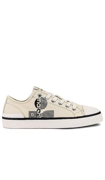 Isabel Marant Binkoo Sneaker in White
