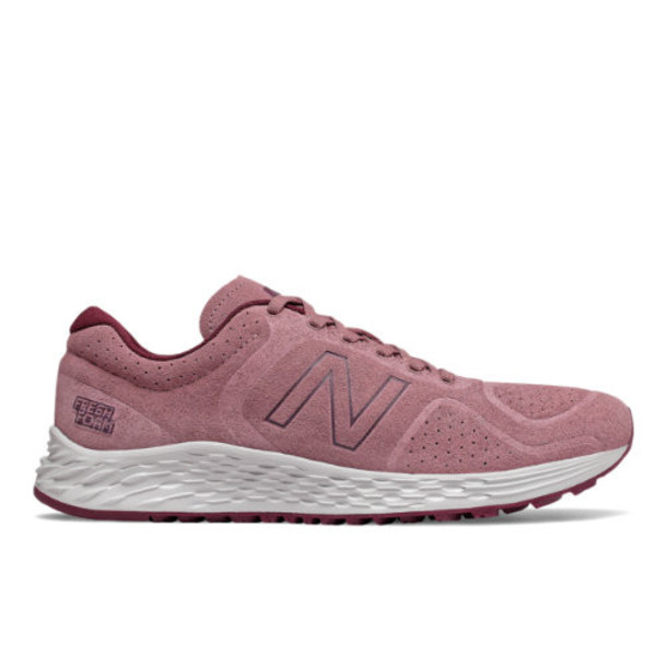 New Balance Fresh Foam Arishi v2 Women's Neutral Cushioned Shoes - Purple/Red (WARISSP2)