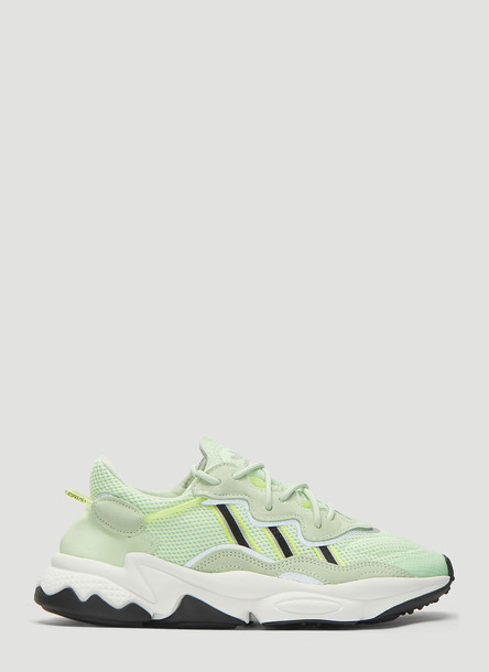 Adidas Ozweego Sneakers in Green size UK - 05