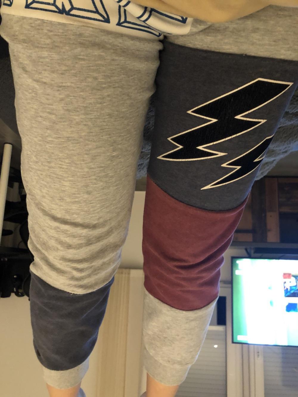 pants reserved grey strike