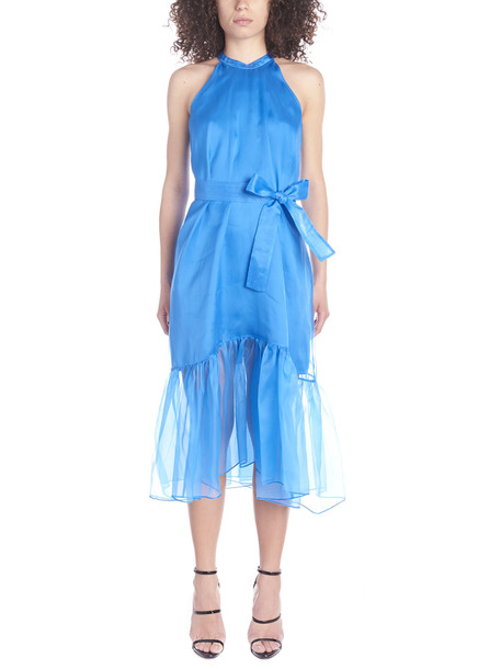 Pinko garret Dress in blue