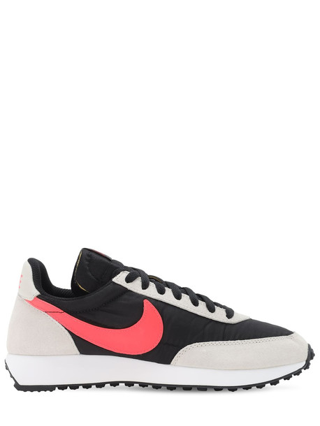 NIKE Air Tailwind 79 Worldwide Sneakers in black / crimson