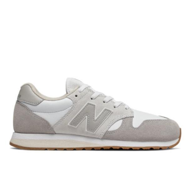 New Balance 520 70's Running Women's Running Classics Shoes - Grey/Silver (WL520FA)