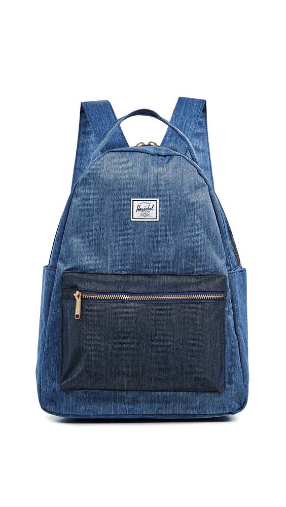 Herschel Supply Co. Herschel Supply Co. Nova Mid-Volume Backpack in denim / denim