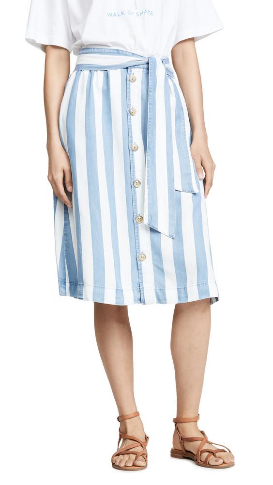 Closed Gillian Skirt in blue