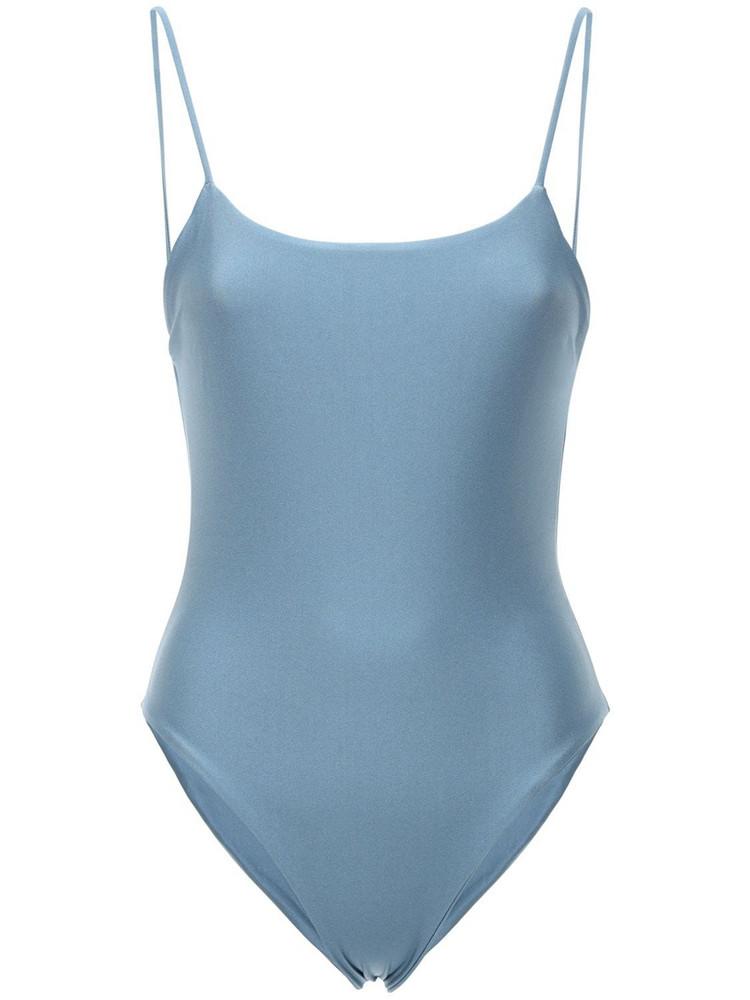 JADE SWIM Trophy One Piece Swimsuit in blue