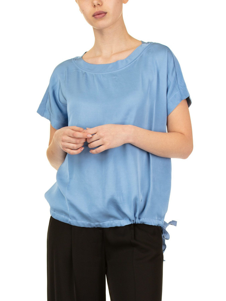 SEMICOUTURE Faby T-shirt in blue