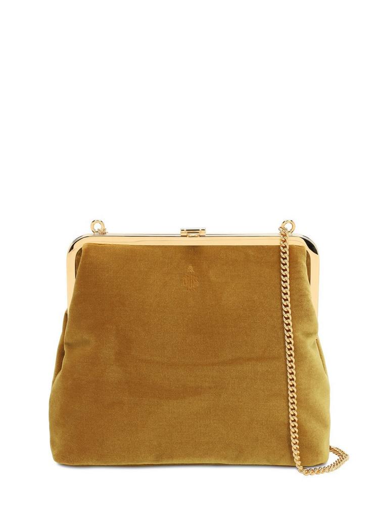 MARK CROSS Susanna Shoulder Bag in gold