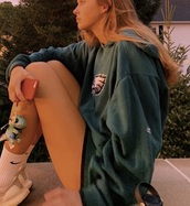 sweater,eagle,philly,kelly green,fluffy,philadelphia eagles,sweatshirt,green,philadelphia,cute,pretty,comfy