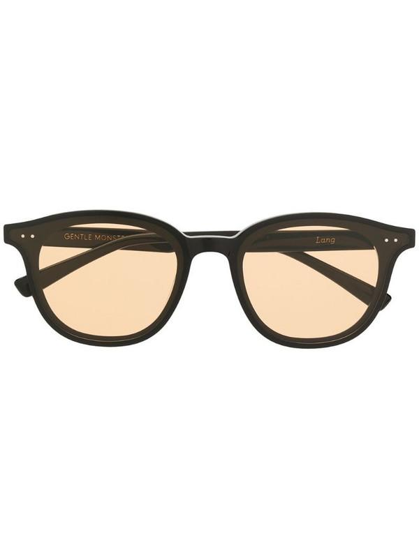 Gentle Monster Lang 01(OR) sunglasses in orange