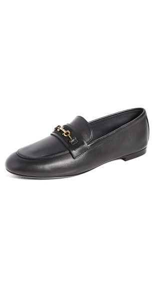 Salvatore Ferragamo Archie Loafers in black
