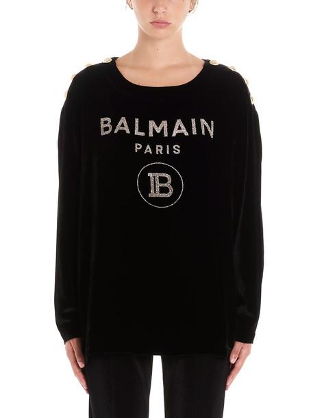 Balmain Top in black