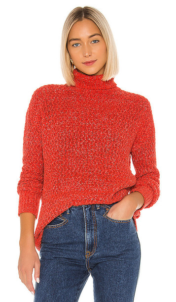 House of Harlow 1960 x REVOLVE Kallie Sweater in Red