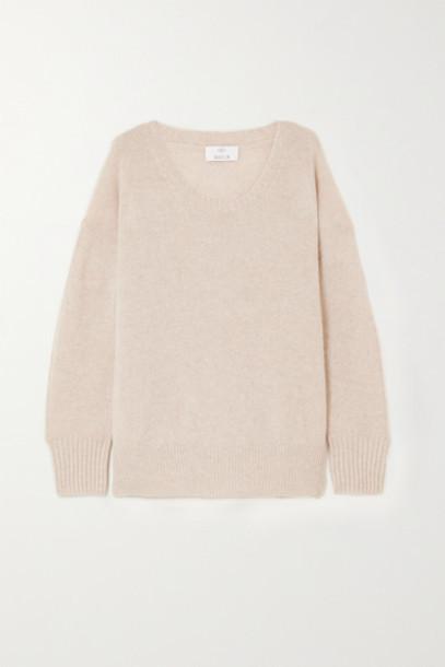 Allude - Cashmere Sweater - Beige