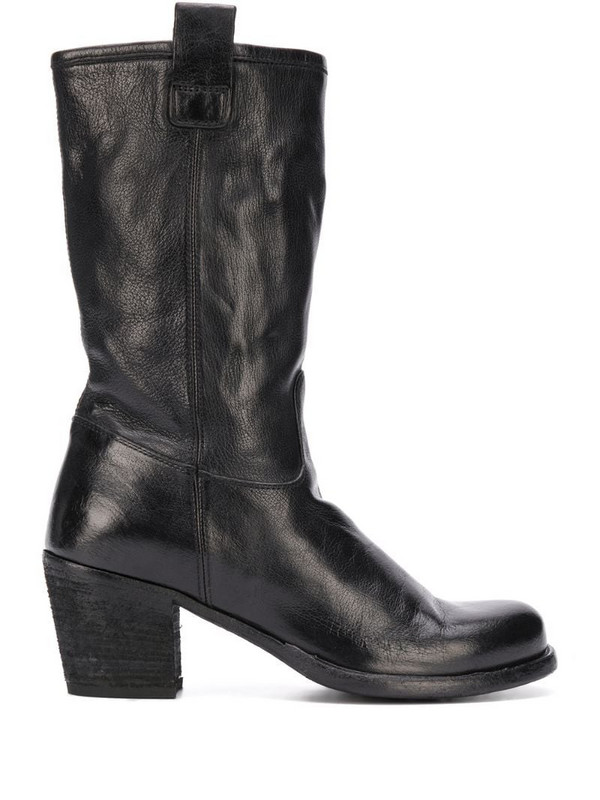 Officine Creative calf-length 65 boots in black