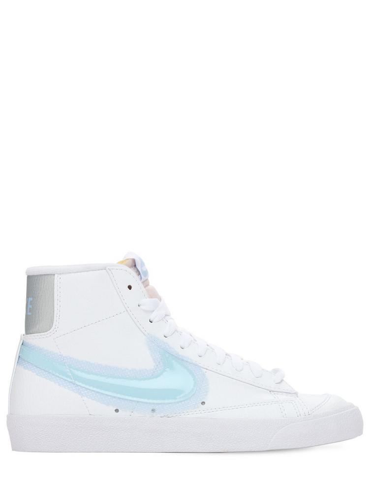 NIKE Blazer Mid 77 Sneakers in blue