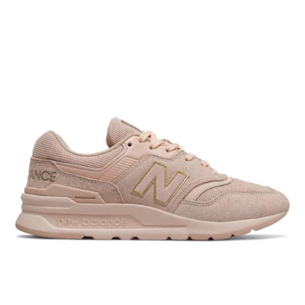 New Balance 997H Women's Classics Shoes - Pink (CW997HCD)