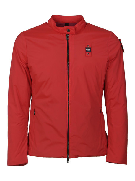 Blauer Slim Fit Jacket in red
