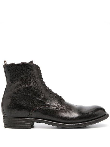 Officine Creative Calixte ankle boots in brown