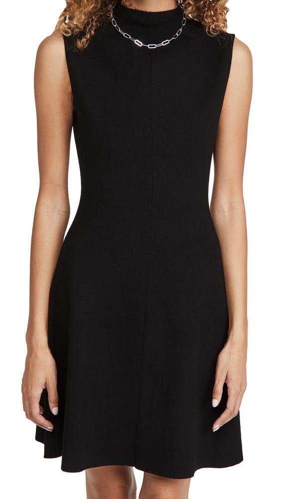 Club Monaco Kaytee Dress in black