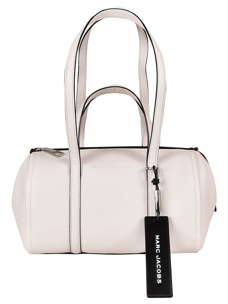 Marc Jacobs Tag Bauletto Tote in white