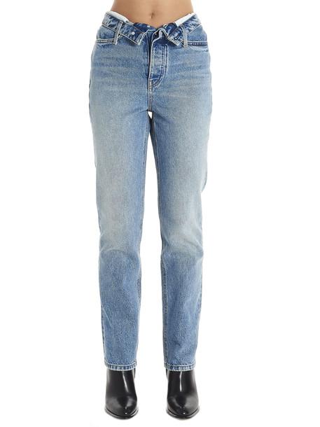 Alexander Wang Jeans in blue
