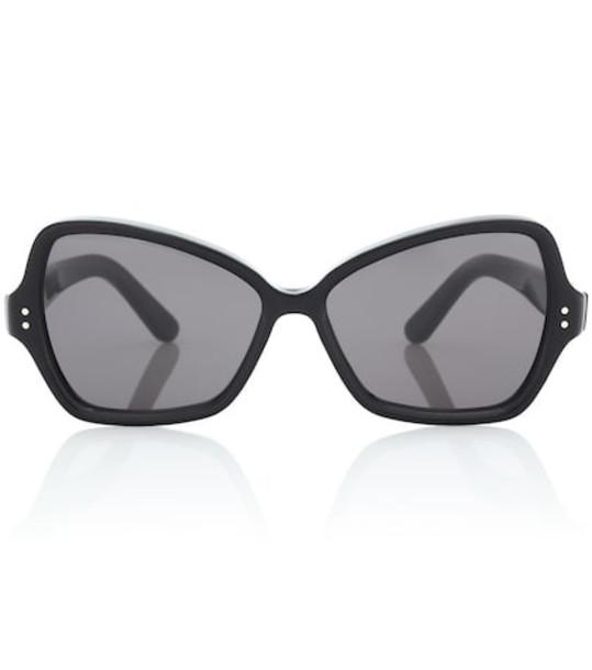 Celine Eyewear Butterfly sunglasses in black