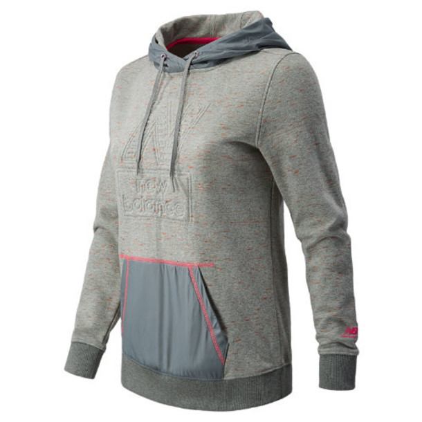 New Balance 5126 Women's NB Pullover Hoodie - (AWLT5126)