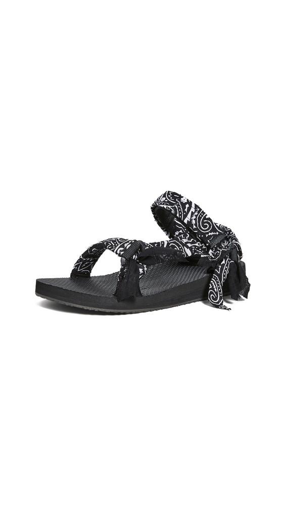 Arizona Love Trekky Bandana Sandals in black