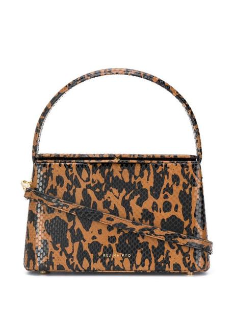 Rejina Pyo Mini Felix tote bag in brown