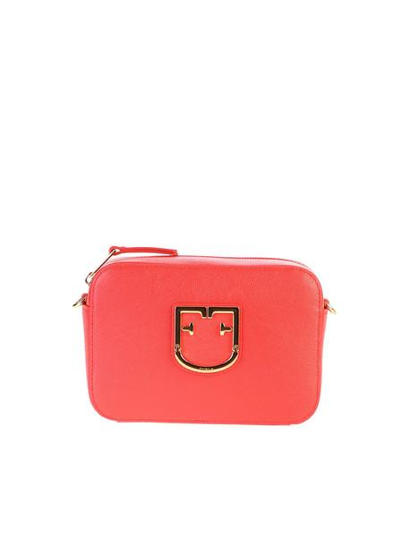 Furla Brava Bag in red
