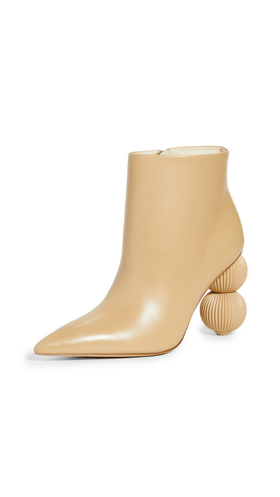 Cult Gaia Cam Boots in sand