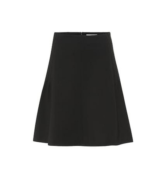 Dorothee Schumacher Emotional Essence jersey skirt in black