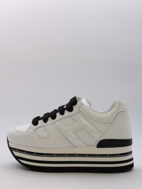 Hogan Maxi H222 Sneaker White