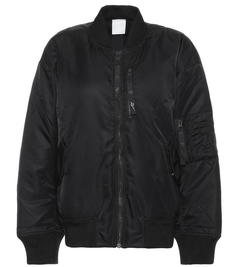 Reebok x Victoria Beckham Bomber jacket in black