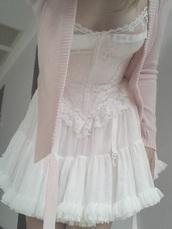 dress,off-white,mini dress