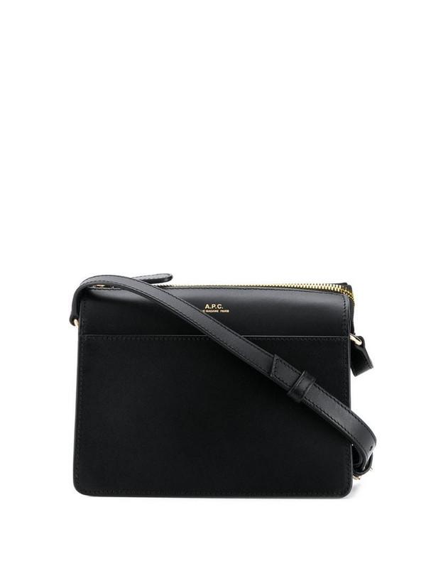 A.P.C. Ella shoulder bag in black