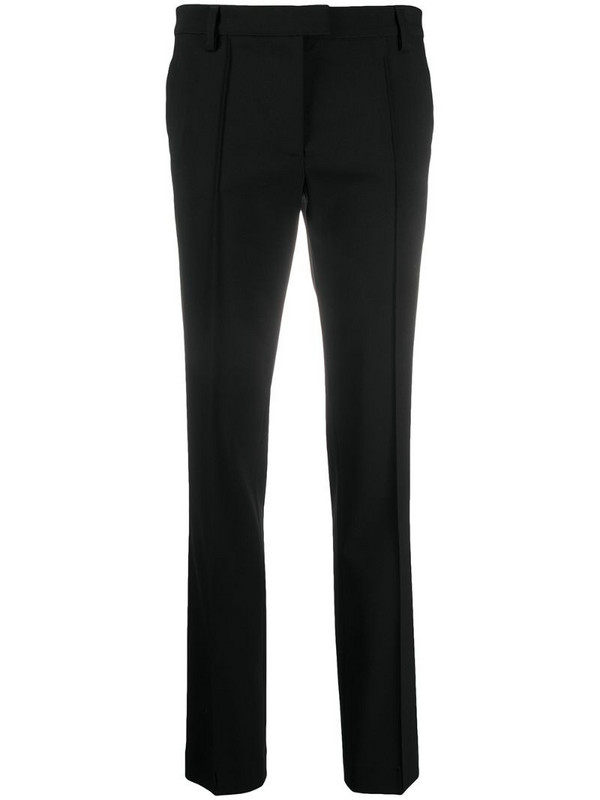 Redemption slim-fit trousers in black