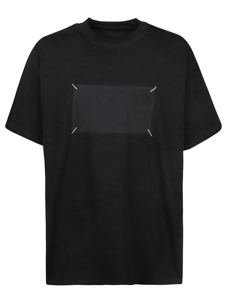 Maison Margiela Crew Neck T-shirt in black
