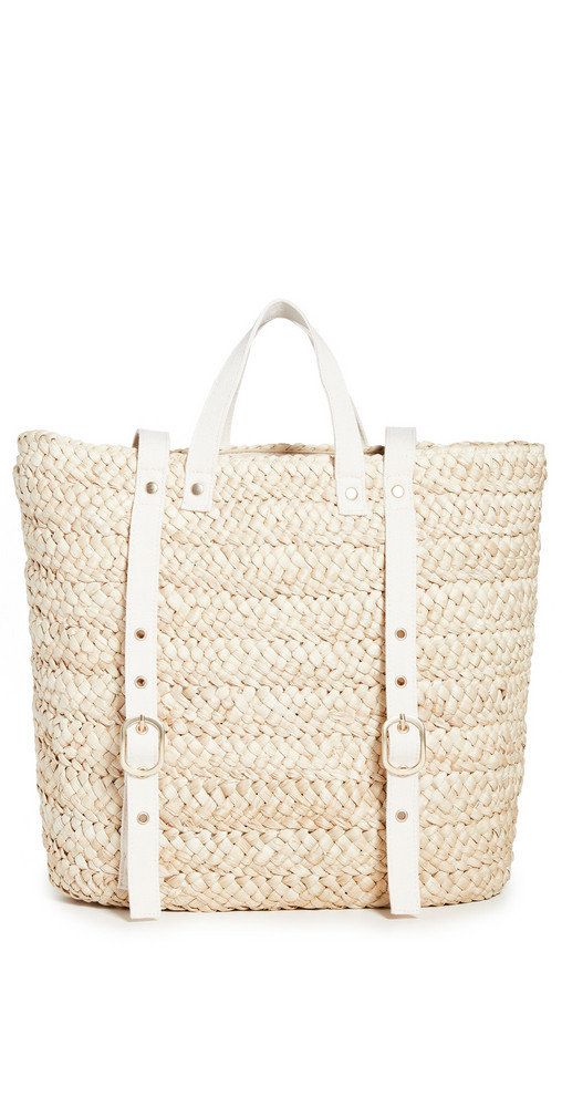 LSpace L*Space Summer Days Backpack in natural