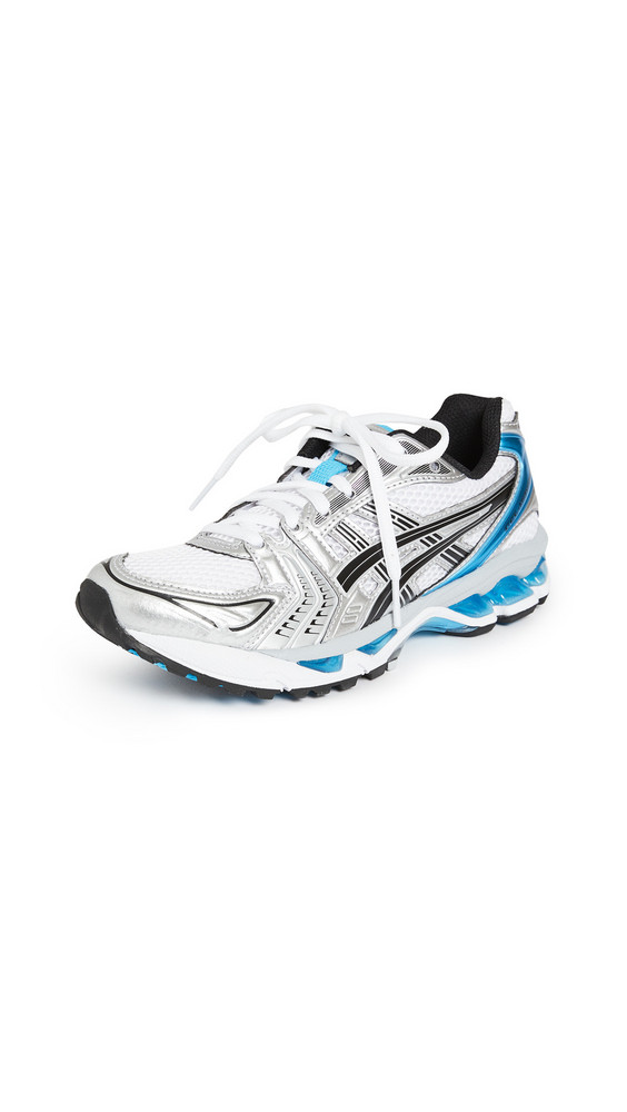 Asics Gel-Kayano 14 Sneakers in blue / white