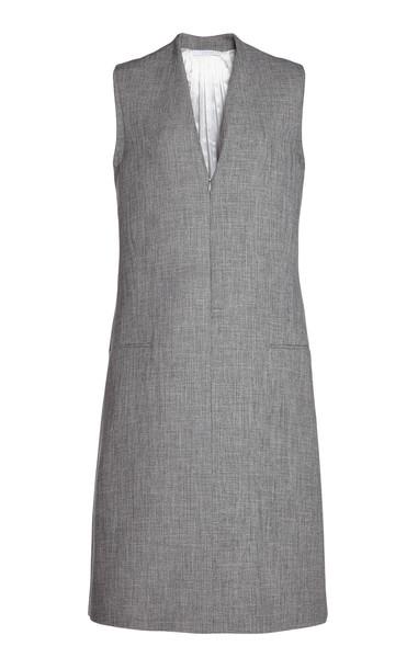 Peter Do Sleeveless Dress in grey