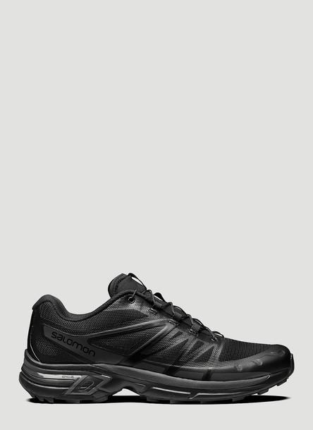 Salomon XT-Wings 2 ADV Sneakers in Black size UK - 04.5