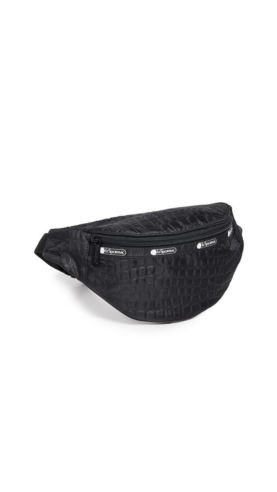 LeSportsac Carlin Belt Bag in black