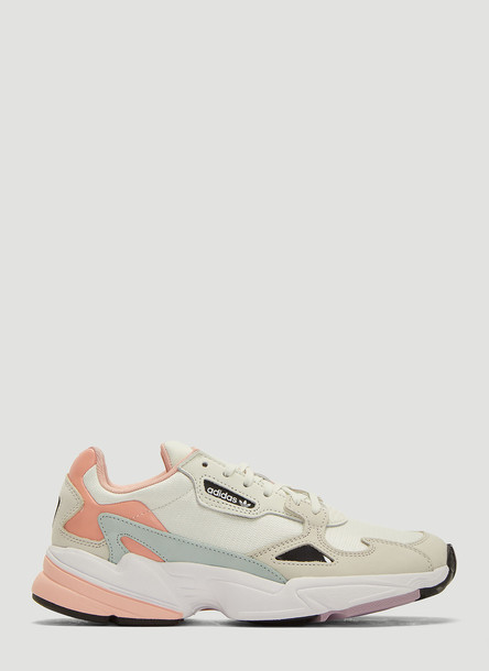 Adidas Falcon Sneakers in White size UK - 07.5