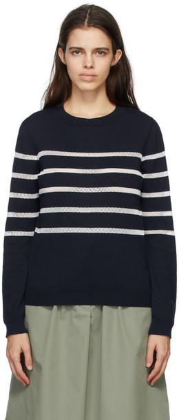 A.P.C. A.P.C. Navy Cordelia Sweater