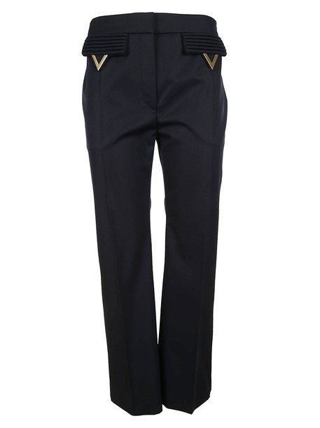Valentino V-plaque Trousers